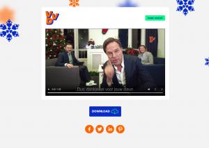 VVD Kerst